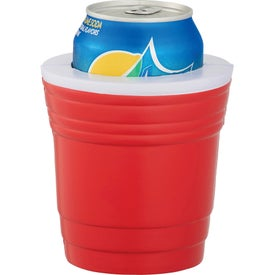 The Party Cup Drink Insulator for your School