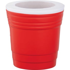 Advertising The Party Cup Drink Insulator