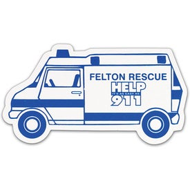 Ambulance Magnet for Your Company