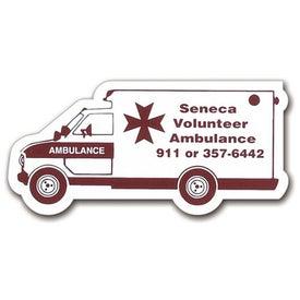 Ambulance Magnet (.020 Thickness)