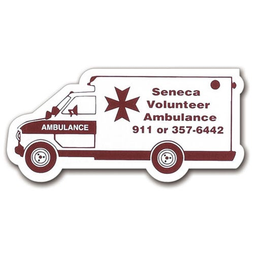 Ambulance Magnet