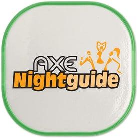 Logo App Two-Tone Magnet