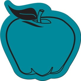 Personalized Apple Shaped Flexible Magnet