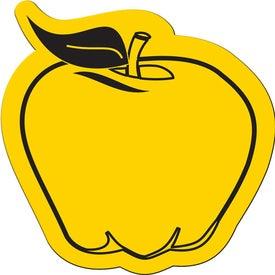 Customized Apple Shaped Flexible Magnet