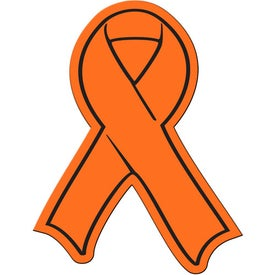 Awareness Ribbon Flexible Magnet with Your Logo