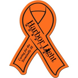 Personalized Awareness Ribbon Flexible Magnet