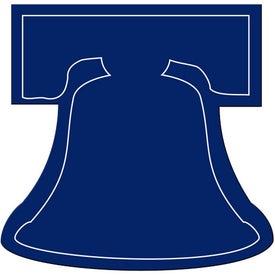 Monogrammed Bell Flexible Magnet