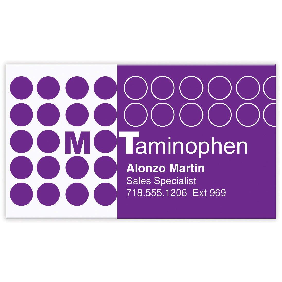 Business Card Magnet Custom Magnets