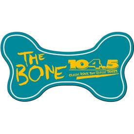 Branded Bone Flexible Magnet