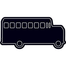 Bus Magnet Branded with Your Logo