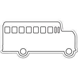 Bus Magnet Giveaways