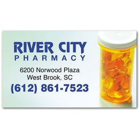 Custom Business Card Magnet