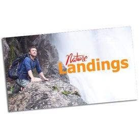 Branded Business Card Magnet