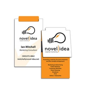 Business Card MagneticMark Bookmark