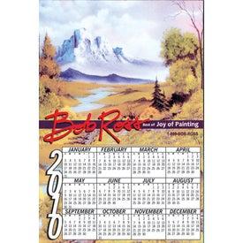 Printed Calendar Magnet