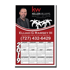 Customized Calendar Magnet