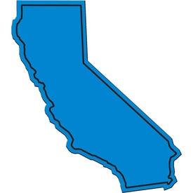 Branded California Flexible Magnet