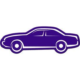 Monogrammed Car Flexible Magnet
