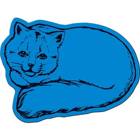 Personalized Cat Flexible Magnet