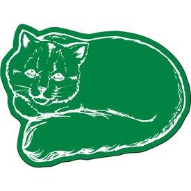 Customized Cat Flexible Magnet