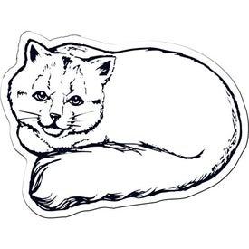 Company Cat Flexible Magnet