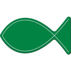 Christian Fish Magnet Imprinted with Your Logo