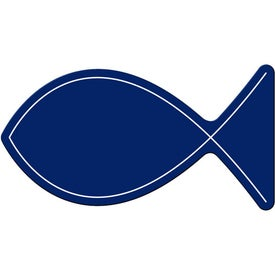 Branded Christian Fish Magnet