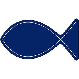Branded Christian Fish Magnet
