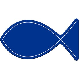 Promotional Christian Fish Magnet