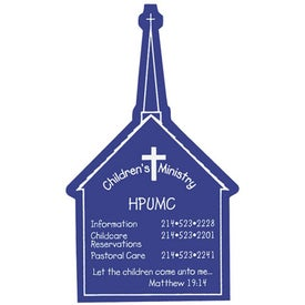 Church Magnet (.020 Thickness)
