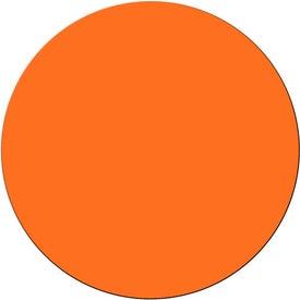 Imprinted Circle Flexible Magnet