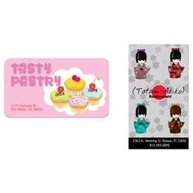 4-Color Business Card Magnet