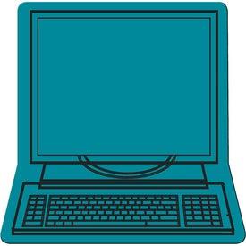Logo Computer Flexible Magnet