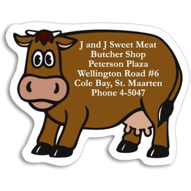 Cow Magnet (.020 Thickness)