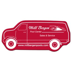 Delivery Van Flexible Magnet for Your Church
