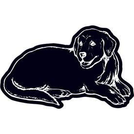 Promotional Dog Flexible Magnet