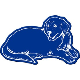 Logo Dog Flexible Magnet