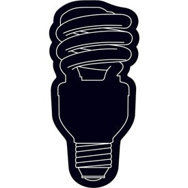 Energy Saver Light Bulb Flexible Magnet for Promotion