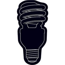 Energy Saver Light Bulb Flexible Magnet for Promotion