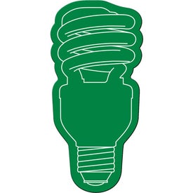 Energy Saver Light Bulb Flexible Magnet for Your Church