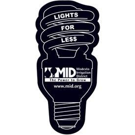 Energy Saver Light Bulb Flexible Magnet