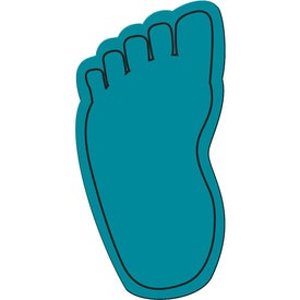 Imprinted Foot Flexible Magnet