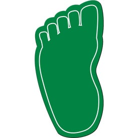 Foot Flexible Magnet for Advertising