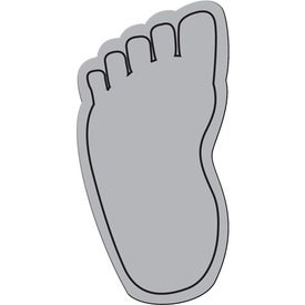 Foot Flexible Magnet for Promotion