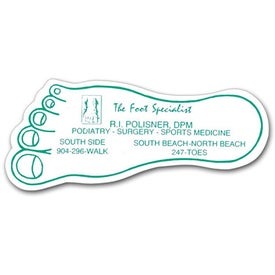 Foot Magnet (.020 Thickness)