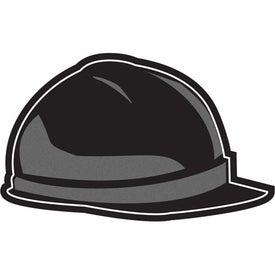 Customized Hard Hat Flexible Magnet