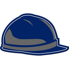 Promotional Hard Hat Flexible Magnet