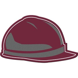 Hard Hat Flexible Magnet for Customization