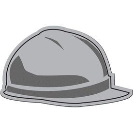 Custom Hard Hat Flexible Magnet