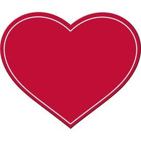 Logo Heart Flexible Magnet
